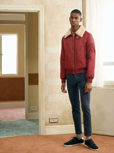 Topman Fall Winter 2015 Campaign 005