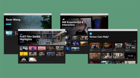 Vimeo presenta Showcases, una herramienta para mostrar tus creaciones a modo de canales de TV