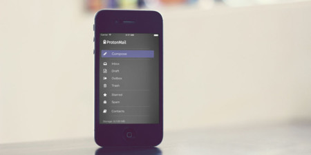 Protonmail Mobile 1940x1293