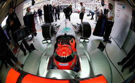 Michael Schumacher podría no retirarse de la Fórmula 1