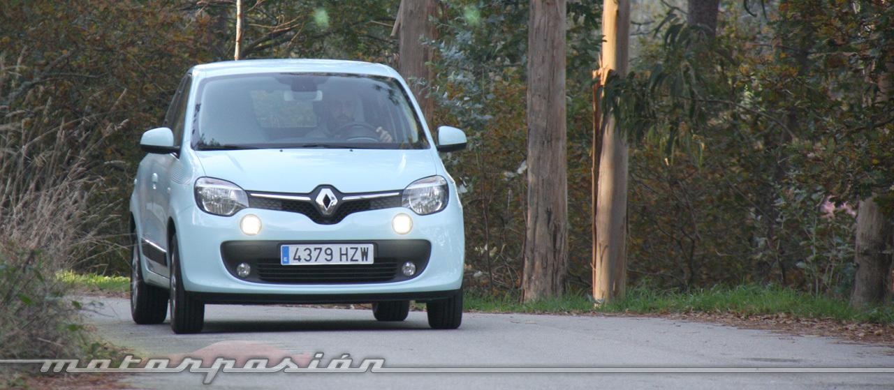 Foto de Renault Twingo SCe 70 CV Zen (44/47)