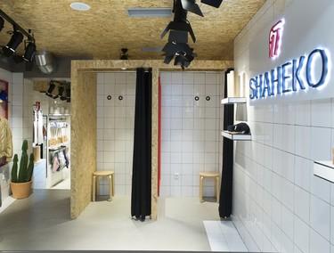 Espacios para trabajar: la nueva tienda de Shaheko en Fuencarral