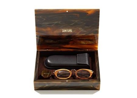 Tom Ford crea una edición limitada de sus gafas ópticas