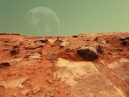 Red Planet 571902 640