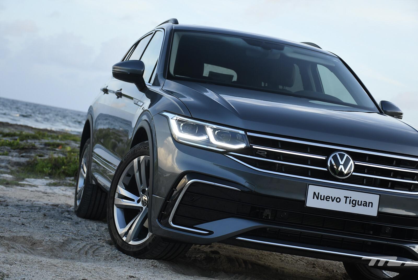 Foto de Volkswagen Tiguan 2022 (lanzamiento) (8/22)
