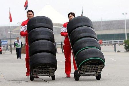 Bridgestone llevará a Bahrein los mismos compuestos de China