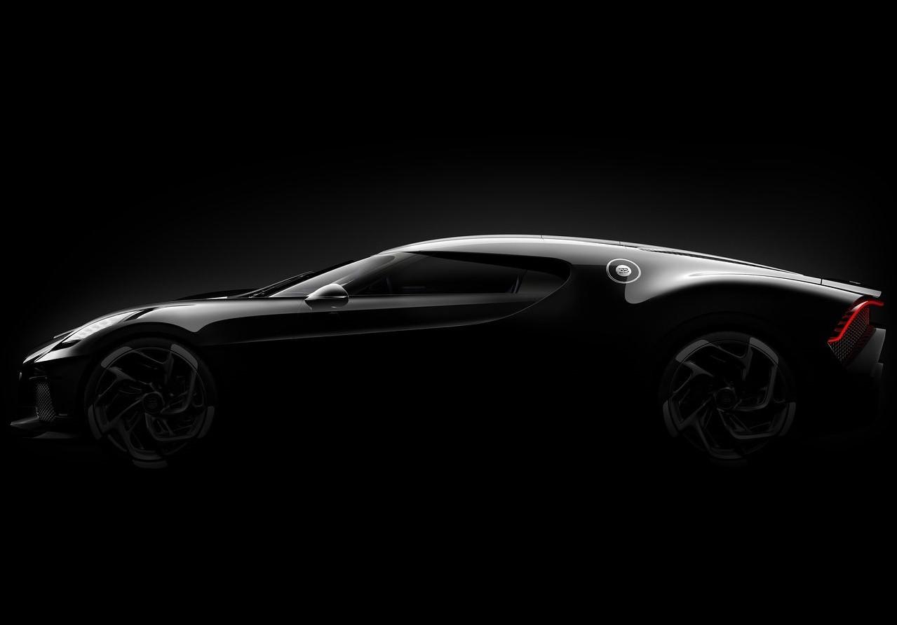 Foto de Bugatti La Voiture Noire (10/28)