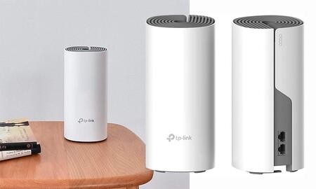 Mejorar tu WiFi sale muy barato con el kit de red en malla TP-Link Deco E4 de 2 nodos que Amazon tiene por 64 euros