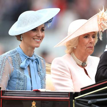 Kate Middleton acude a las carreras de Ascot y nos inspira con un look de invitada perfecto