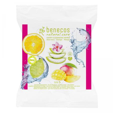 Toallitas Desmaquillantes Biodegradables
