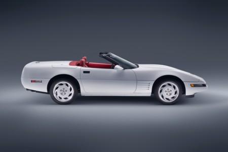El Corvette que se fue el hoyo ¡quedó como nuevo!