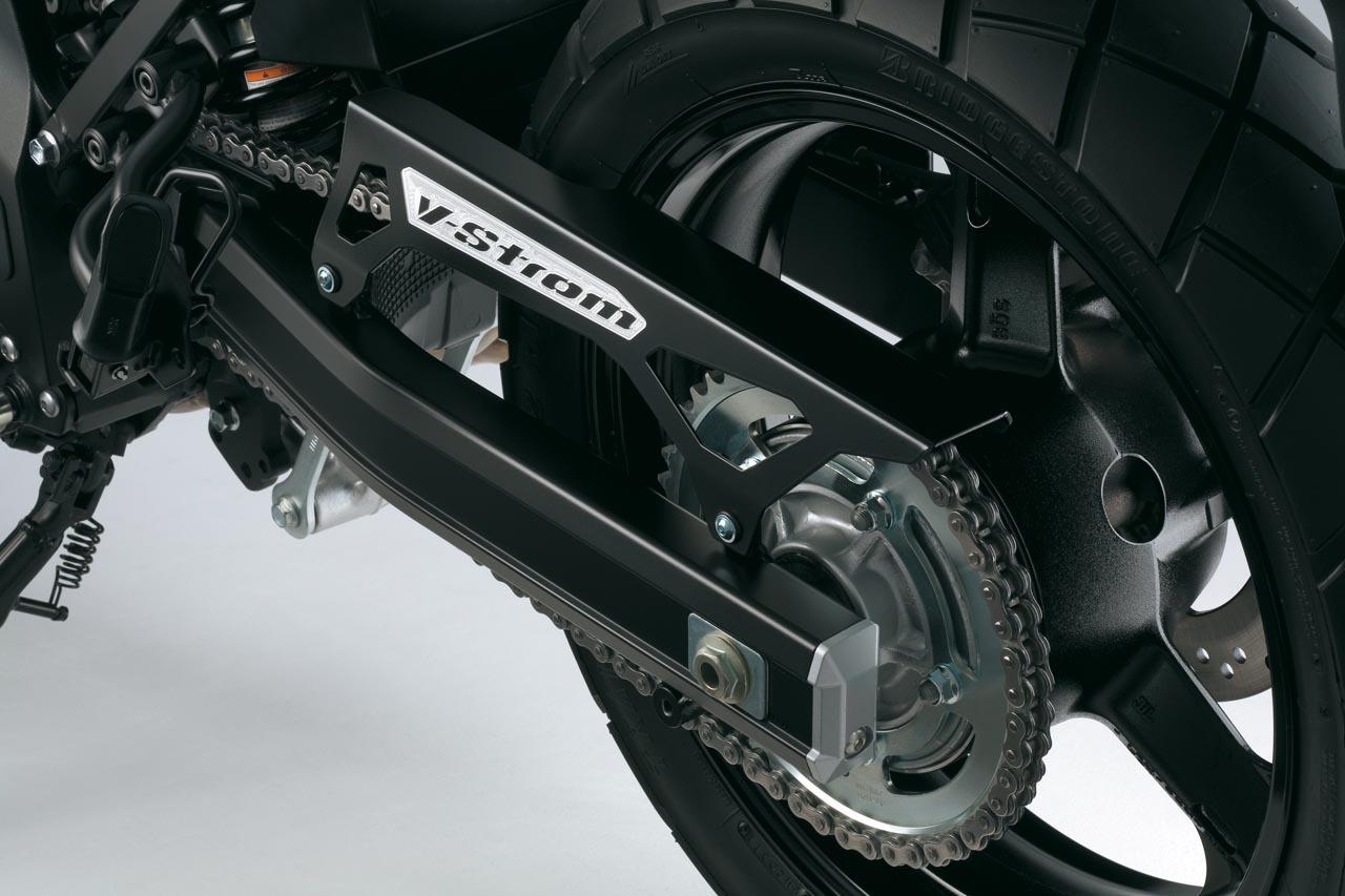 Foto de Suzuki V-Strom 650 2012, fotos de ambiente y accesorios (21/32)