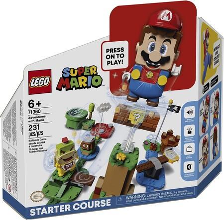 LEGO Super Mario con descuento en Amazon México