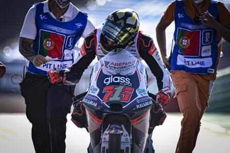 Albert Arenas Moto3 2020