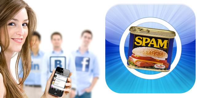 Spam en la App Store