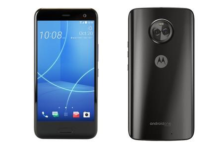 HTC tendría un Android One en el horno, que se sumaría al Xiaomi y al Moto X4
