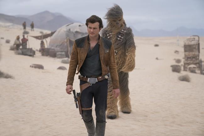Solo Una Historia De Star Wars 2