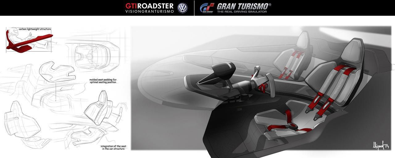 Foto de Volkswagen GTI Roadster Vision Gran Turismo (11/12)