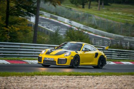 El GT2 RS ya es el Porsche 911 más rápido de la historia, luego de su récord en Nürburgring