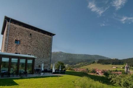 Hotel Torre Zumeltzegi, fusión de tradición y modernidad