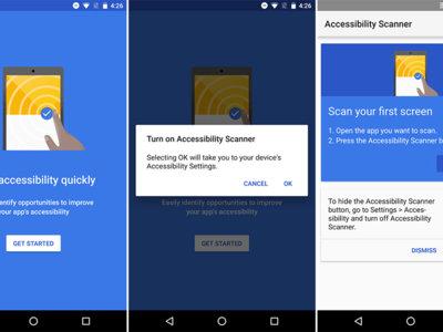 Google lanza una herramienta que sugiere mejoras de accesibilidad para las aplicaciones