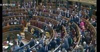 La carrera de las ratas, versión Congreso de los Diputados