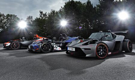 Wimmer RS prepara el KTM X-Bow