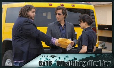 'Lost' 6x16 - What They Died For [Especial Lost]