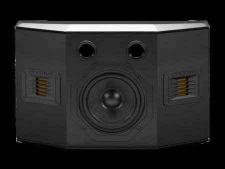 Emotiva presenta los Airmotiv E2, unos altavoces surround de pared para tu cine en casa