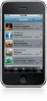 iphone appstore apple