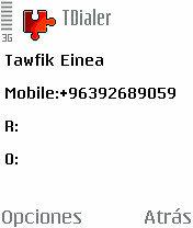 Tawfik Dialer, mensajes gratuitos entre móviles