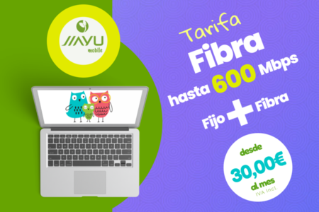 Jiayu mobile presenta su primera oferta combinada de fibra y móvil, y mejora sus tarifas de contrato