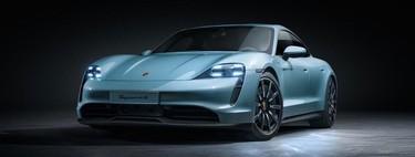 Porsche Taycan 4S, el escalón de entrada al mundo de los deportivos eléctricos