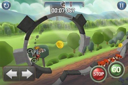 Bike Baron, adictivo juego para iOS