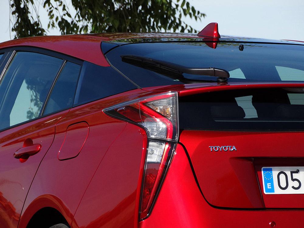 Foto de Prueba Toyota Prius 2016: exterior (5/38)
