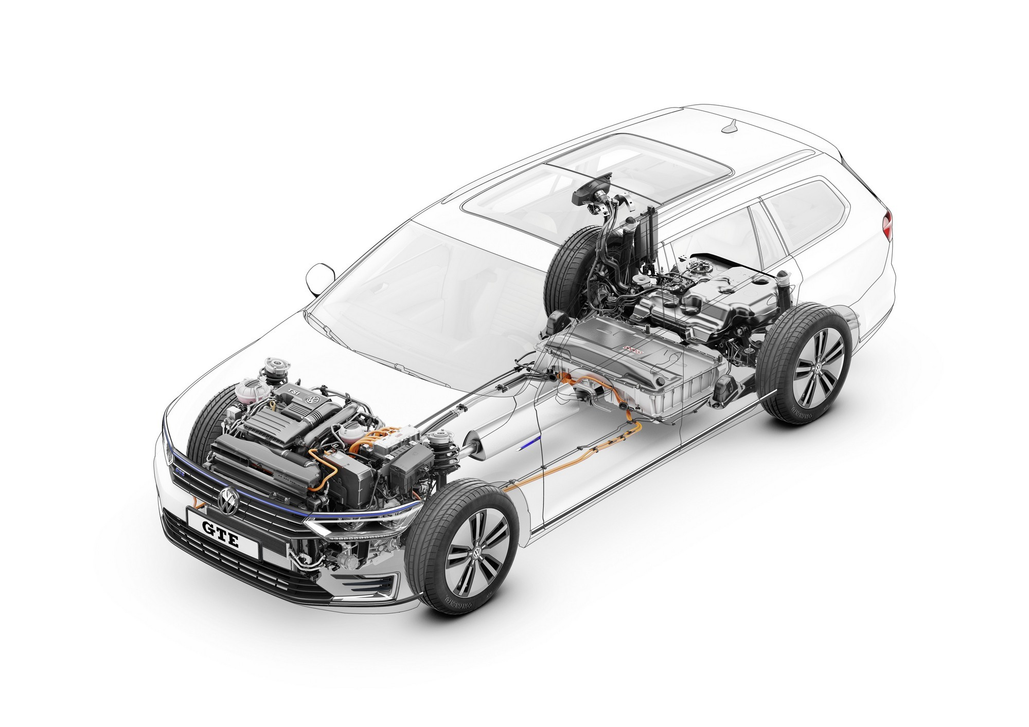 The-Volkswagen-Passat-GTE-Has-New-Images,-Price-In-Germany-And-A-Consumption-of-1.6-L---100-km---tinoshare.com
