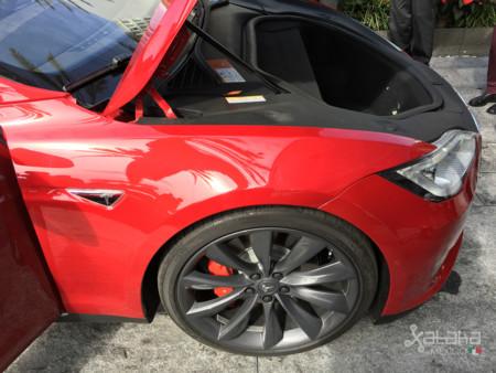Tesla Model S Mexico 18