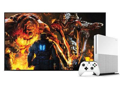El HDR está de moda y en este vídeo la Xbox One S presume de ello y de sus capacidad multimedia