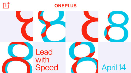 Los OnePlus 8 se presentarán online el 14 de abril a través de Youtube
