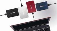 Los Toshiba Stor.e Edition se pasan a USB 3.0