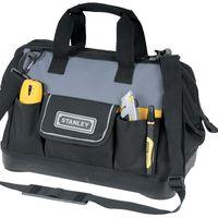 Oferta Flash de Amazon en la  bolsa de herramientas Stanley 1-96-183:  cuesta 14,50 euros con envío gratis hasta medianoche