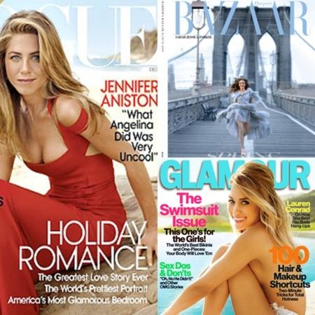 Las famosas que más revistas venden (y las que menos)