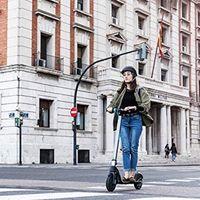 El patinete eléctrico OutSider E-Volution Phoenix al mejor precio en Cecotec: 299 euros con envío gratis y 2 años de garantía