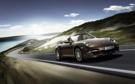 Nuevo set de imágenes del Porsche 911 Turbo Cabriolet