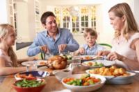 Ejemplo de cena saludable para compensar las comilonas de Navidad