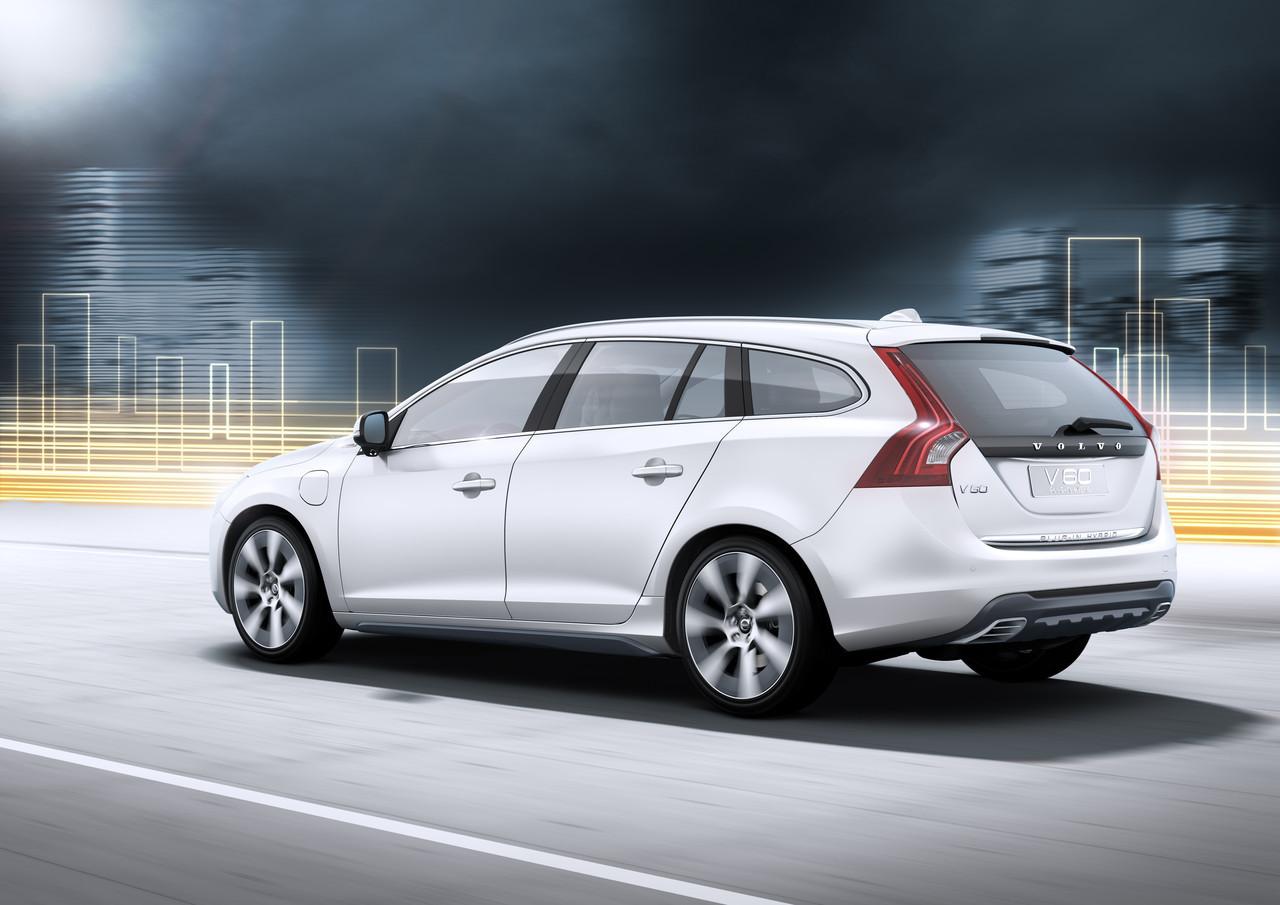 Foto de Volvo V60 Plug-in Hybrid (5/18)