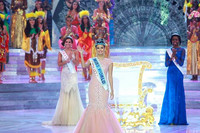 La filipina Megan Young se corona como la nueva Miss Mundo 2013