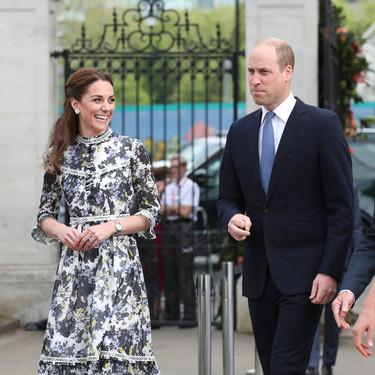 Kate Middleton sorprende con un peinado inspirado en 'Juego de Tronos'