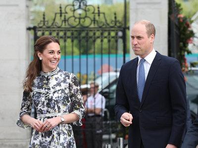 Kate Middleton sorprende con un peinado con inspiración en 'Juego de Tronos'