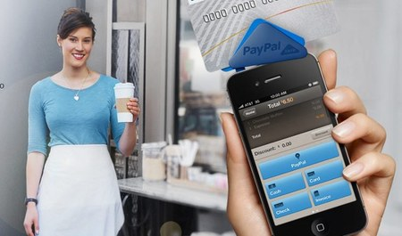 Pay Pal Here, una solución para hacer de tu teléfono móvil un TPV